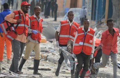 Somalia - Zertifizierung, Schulung und Neuigkeiten im Bereich Heimatschutz