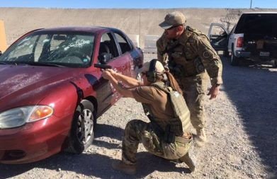 Tactical Shooting for Law Enforcement - Homeland Security Certification, Training