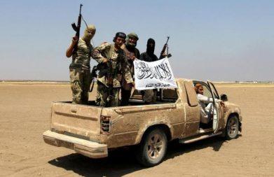 Ribelle islamico siriano