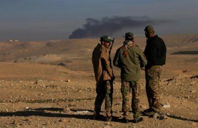 Iraq - homeland security news